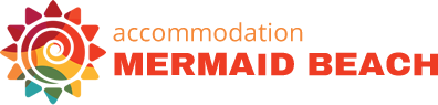 Accommodation Mermaid Beach Logo