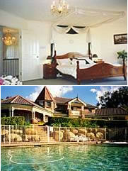 Caprice Boutique Mountain Retreat - Accommodation Mermaid Beach