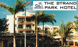 Strand Park Hotel - Accommodation Mermaid Beach