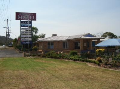 Almond Inn Motel