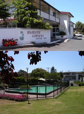 Riverside Gardens Motor Inn - Accommodation Mermaid Beach