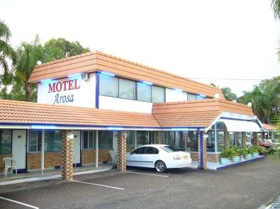 Arosa Motel - Accommodation Mermaid Beach