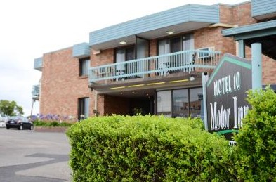Motel 10 Motor Inn - Accommodation Mermaid Beach