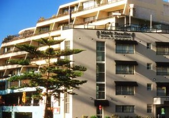 Manly Paradise Motel And Apartments - Accommodation Mermaid Beach