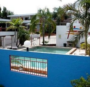 Caloundra Suncourt Motel - Accommodation Mermaid Beach