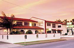 Comfort Inn Marco Polo Motel - Accommodation Mermaid Beach