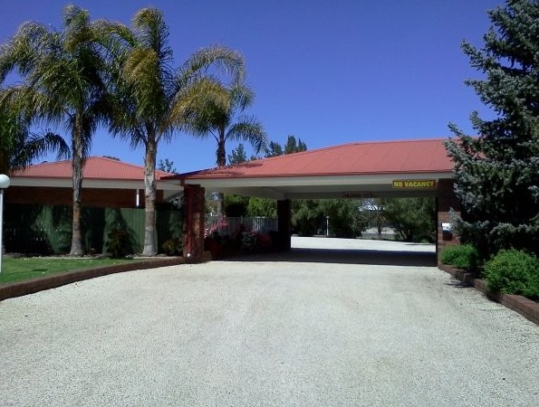 Golden Chain Border Gateway Motel - Accommodation Mermaid Beach