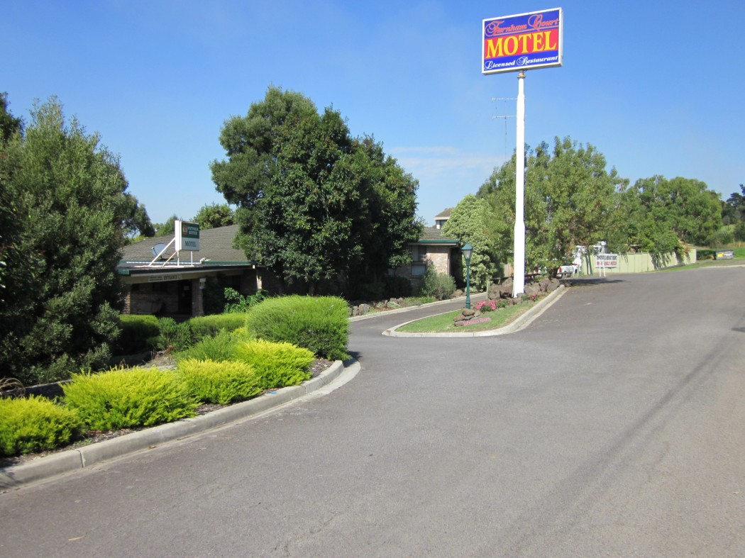 Farnham Court Motel - Accommodation Mermaid Beach