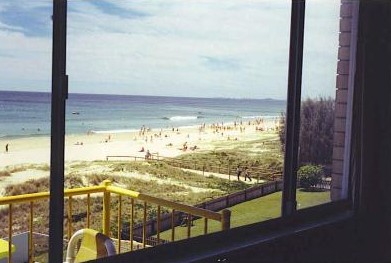 Surfers Pacific Towers - Accommodation Mermaid Beach