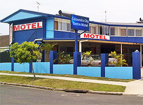 City Centre Motel - Accommodation Mermaid Beach