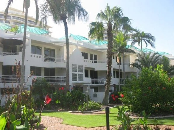Camargue Beachfront Apartments - Accommodation Mermaid Beach