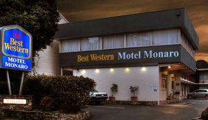 Best Western Motel Monaro - Accommodation Mermaid Beach
