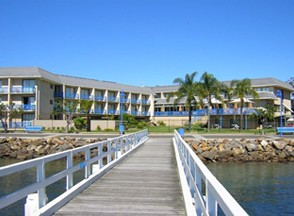 Mariners On The Waterfront - Accommodation Mermaid Beach