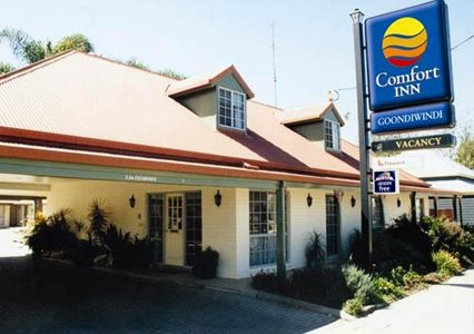 Comfort Inn Goondiwindi - Accommodation Mermaid Beach