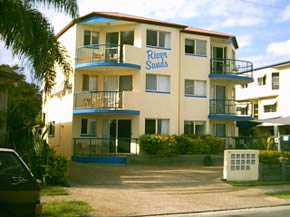 River Sands Holiday Apartments - Accommodation Mermaid Beach
