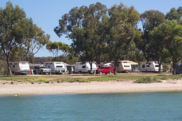 Streaky Bay Foreshore Tourist Park - Accommodation Mermaid Beach