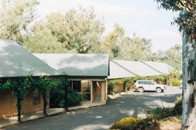 Burra Motor Inn - Accommodation Mermaid Beach