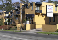 Pathfinder Motel - Accommodation Mermaid Beach