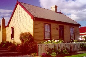 Devonport Historic Cottages - Accommodation Mermaid Beach
