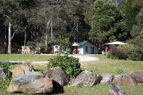 Mountainside Nature Retreat - Accommodation Mermaid Beach