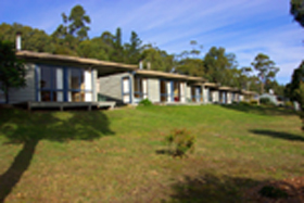 Bruny Island Explorer Cottages - Accommodation Mermaid Beach