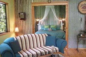 Crater Lakes Rainforest Cottages - Accommodation Mermaid Beach
