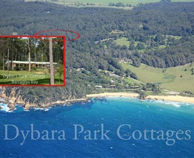 Dybara Park Holiday Cottages - Accommodation Mermaid Beach