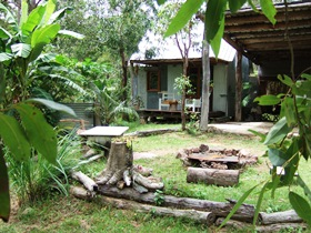 Ride On Mary Bush Cabin Adventure Stay - Accommodation Mermaid Beach