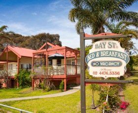 Bay Street Bed and Breakfast - Accommodation Mermaid Beach