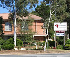 Hamilton's Townhouse Motel - Accommodation Mermaid Beach