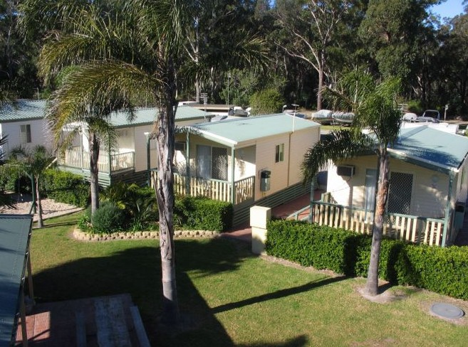 Jervis Bay Caravan Park - Accommodation Mermaid Beach