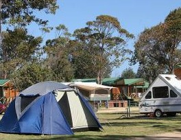 BIG4 Moruya Heads Easts at Dolphin Beach Holiday Park - Accommodation Mermaid Beach