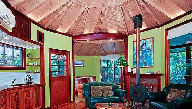 Mt Warning Rainforest Retreat  - Accommodation Mermaid Beach