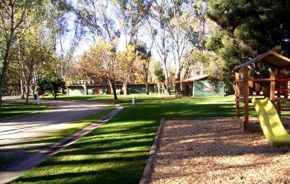 Corowa Caravan Park - Accommodation Mermaid Beach