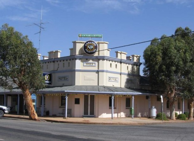 Royal Hotel Grong Grong - Accommodation Mermaid Beach