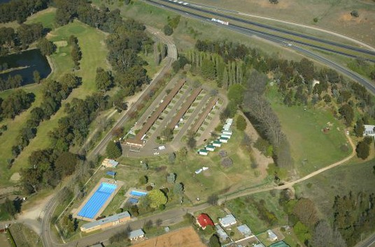Gundagai Tourist Park - Accommodation Mermaid Beach