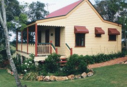 Mango Hill Cottages Bed and Breakfast - Accommodation Mermaid Beach
