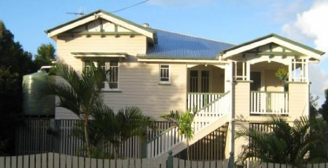 Eco Queenslander Holiday Home and BB - Accommodation Mermaid Beach