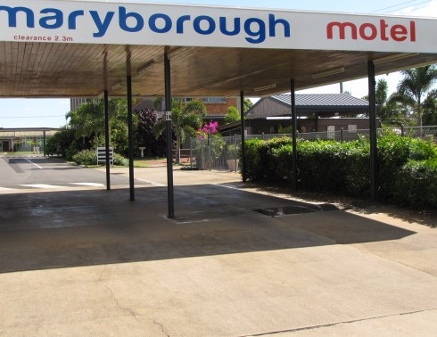 Maryborough Motel and Conference Centre - Accommodation Mermaid Beach