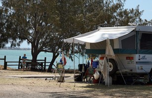 Scarness Beachfront Tourist Park - Accommodation Mermaid Beach