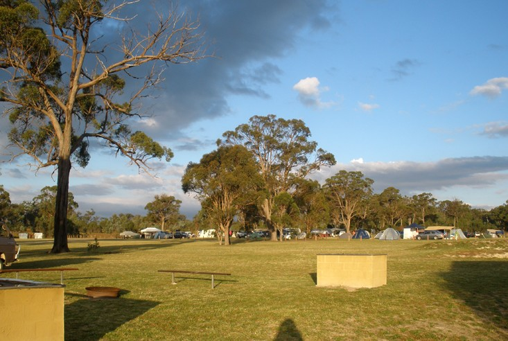 Sommerville Valley Tourist Park - Accommodation Mermaid Beach
