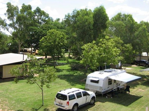 BAILEY BAR CARAVAN PARK - Accommodation Mermaid Beach