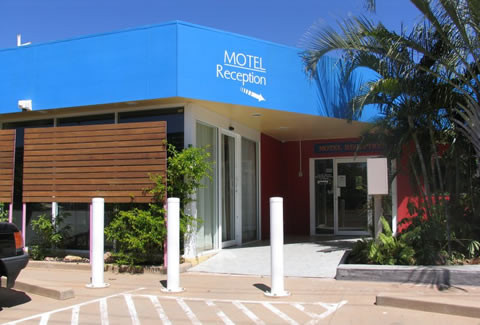 Townview Motel - Accommodation Mermaid Beach