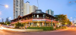 Coolangatta Sands Hostel - Accommodation Mermaid Beach