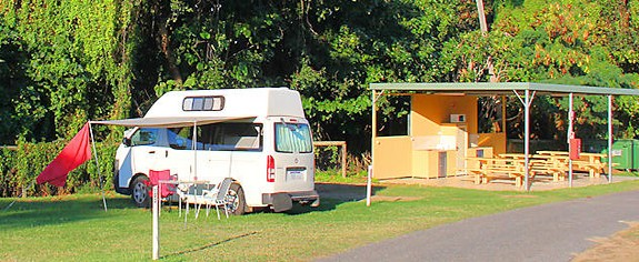 Bell Park Caravan Park - Accommodation Mermaid Beach
