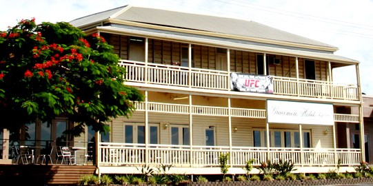 Gracemere Hotel - Accommodation Mermaid Beach