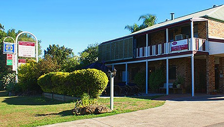 Great Eastern Motor Inn - Accommodation Mermaid Beach