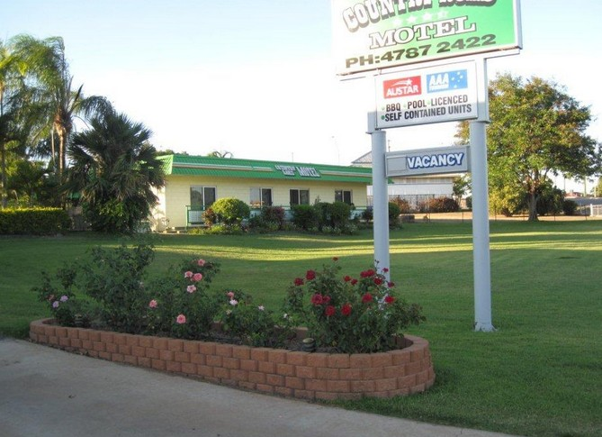 Country Road Motel - Accommodation Mermaid Beach