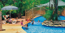 Happy Hallidays Holiday Park - Accommodation Mermaid Beach