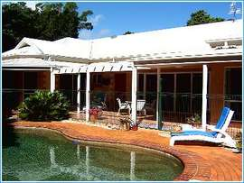 Tropical Escape Bed  Breakfast - Accommodation Mermaid Beach